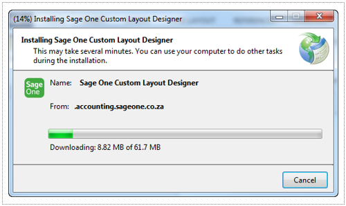 Sage One Custom Layout Designer For Windows - Sage invoice layout